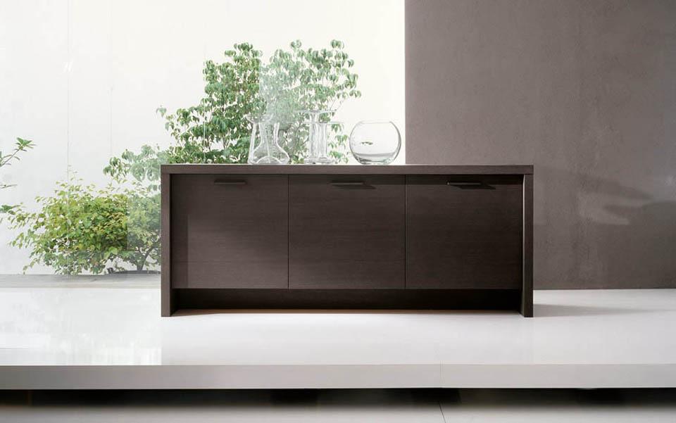 Complementi moderni mobile contenitore madie design for Madie moderne di design