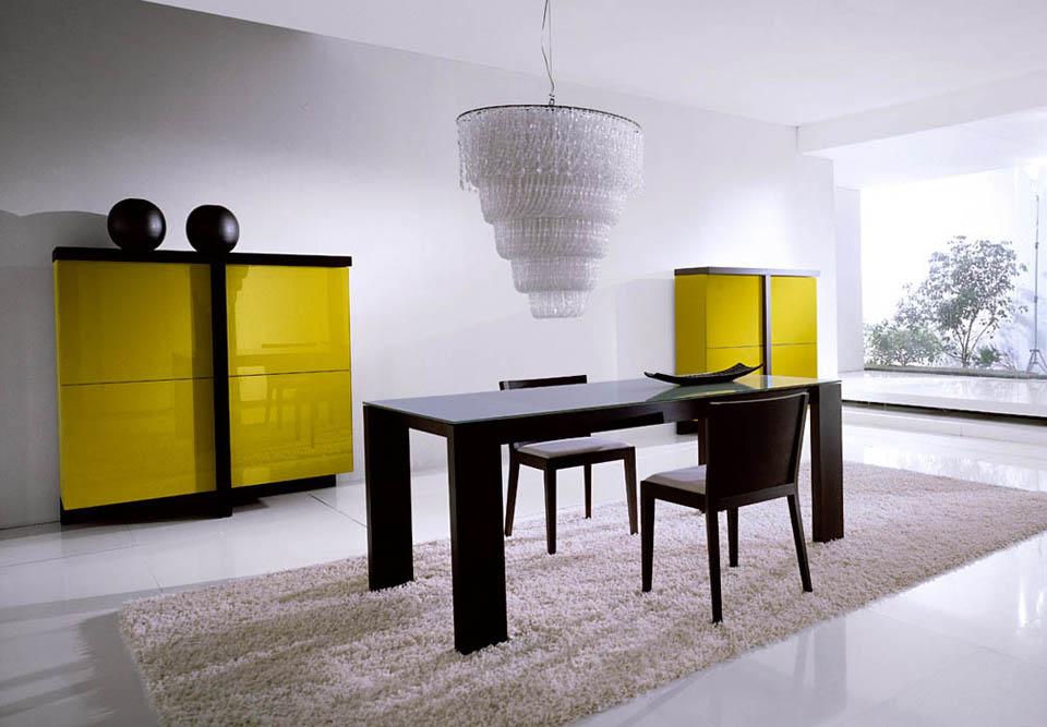 Tavoli moderni trasformabili tavolo allungabile moderno for Design tavoli moderni