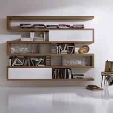 Librerie moderne, librerie design, libreria componibile ...