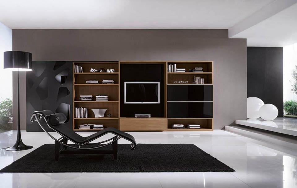 Soggiorni moderni, mobili soggiorno di design