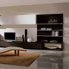 Soggiorni moderni, soggiorni porta tv girevoli ed orientabili